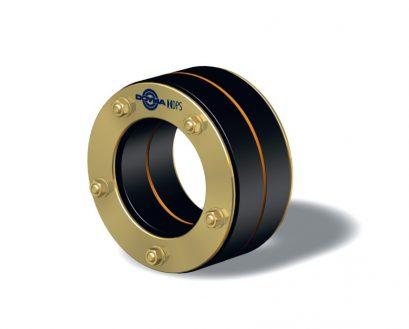 אטם מסוג Curaflex עבור לחץ מים גבוה ( DPS )